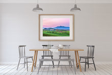 Load image into Gallery viewer, Te Aroha Farmland Dusk