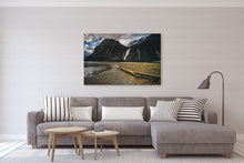 Load image into Gallery viewer, Waterfall Mood Milford Sound