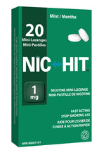 Load image into Gallery viewer, Nic-Hit Lozenges