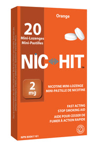 Nic-Hit Lozenges