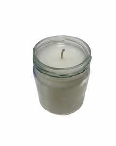 Small Scented Mason Jar Candle