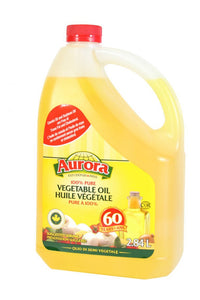 AURORA VEGETABLE OIL 2.84LT