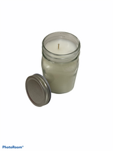 Load image into Gallery viewer, Large Scented Mason Jar Candle