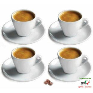 Cuisinox Set Of 4 Espresso Cups Kitchen Gadgets