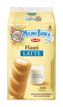 Load image into Gallery viewer, Milk Flauti Sweet Snack Mulino Bianco