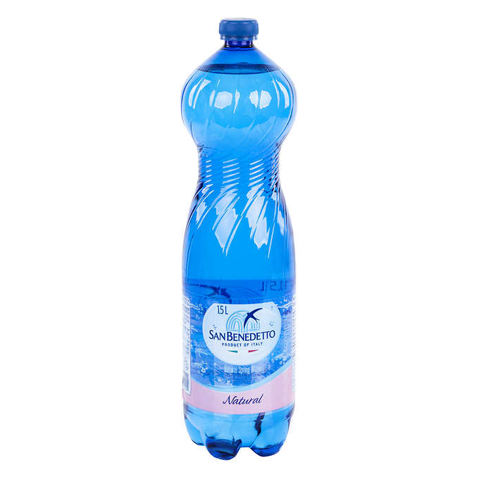 San Benedetto Natural Mineral Water 6 × 1.5 L