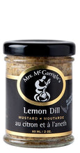 Load image into Gallery viewer, LEMON DILL MUSTARD