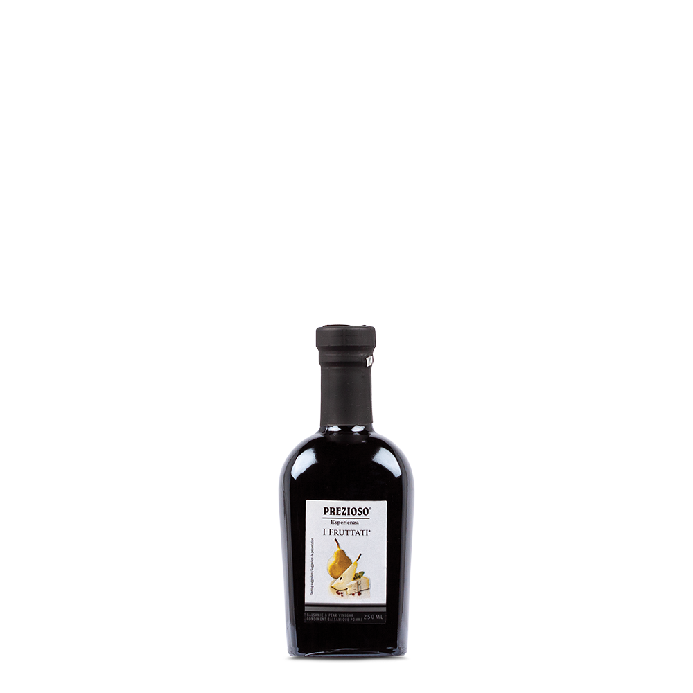PEAR FLAVORED BALSAMIC VINEGAR