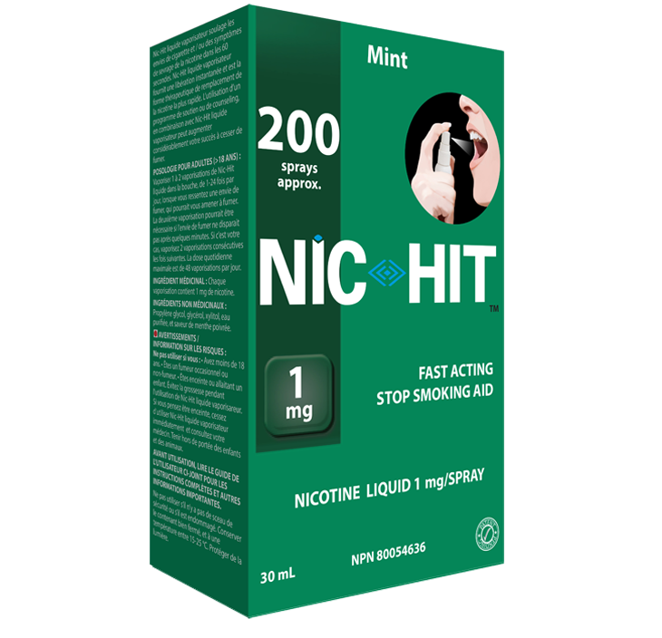 Nic-Hit Spray