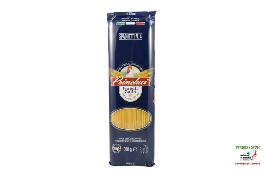 Spaghetti Italian Import Food