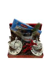 Load image into Gallery viewer, Coffee Lovers Gift Basket