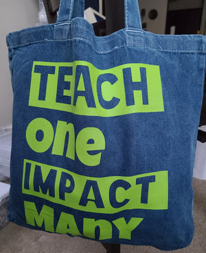 Teach ONE Tote