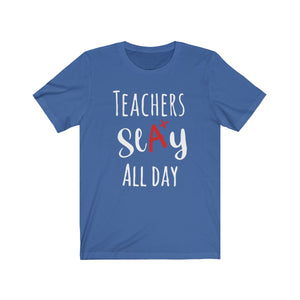 Teacher Slay All Day Tee