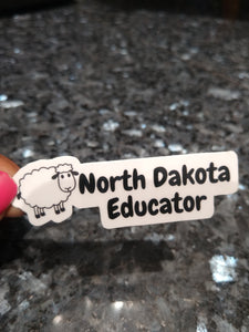 North Dakota Educator
