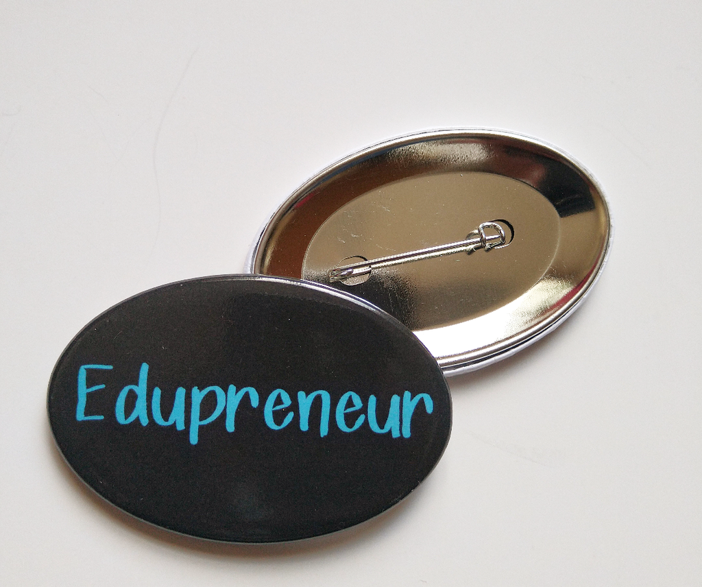 Edupreneur Button