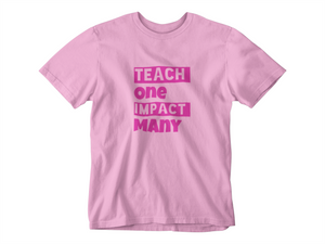 Teach One (Pink 'N' Blue Collection)