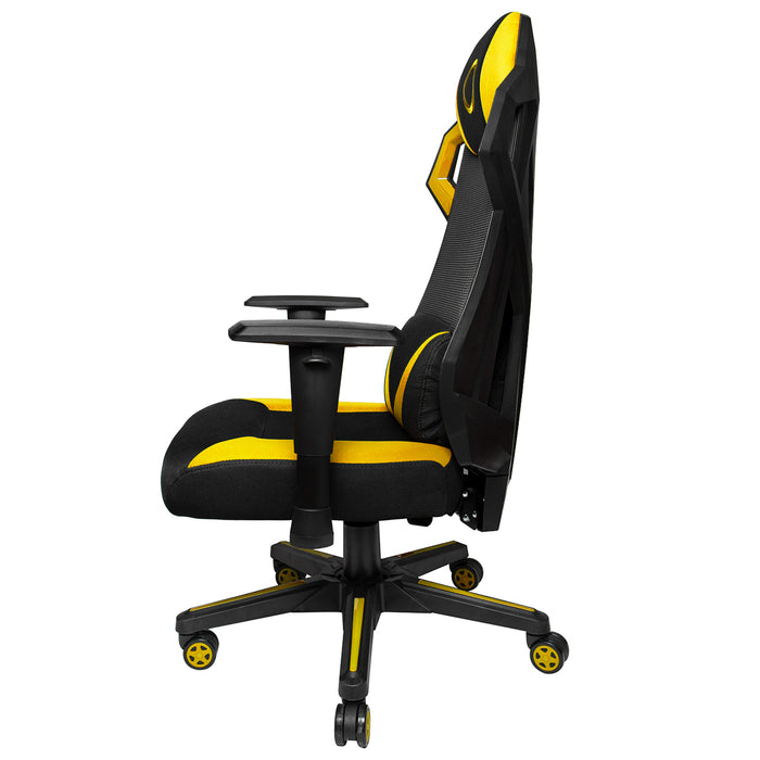 SILLA GAMER REX RECLINABLE 150º Negro