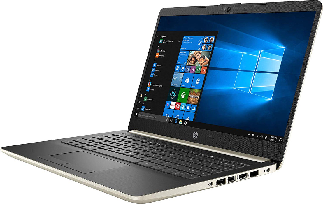 LAPTOP HP CORE I3-8130 14' FHD 4 GB RAM 128SSD WIN10