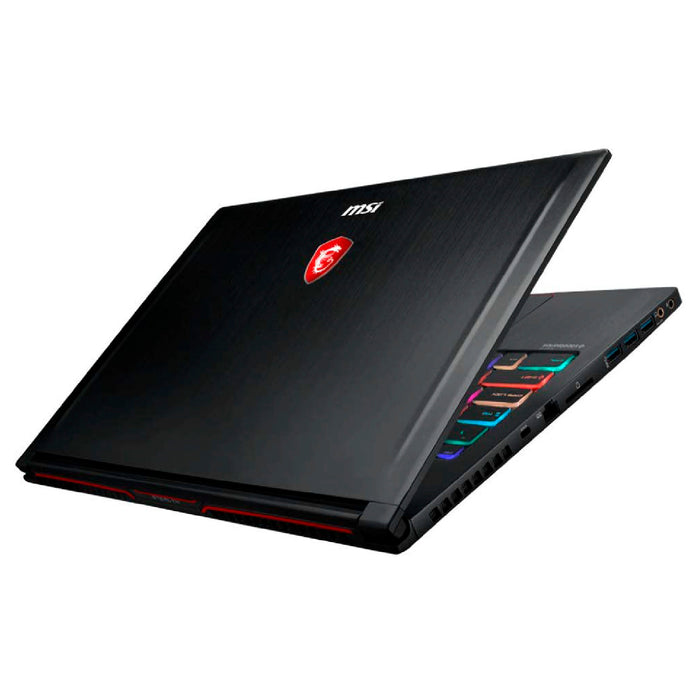 Laptop Gamer Msi Gs63 I7 16gb 1tb + 256ssd Gtx 1060 15,6