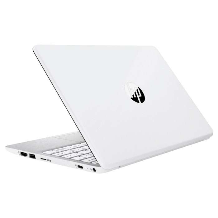 "Laptop HP Intel Pentium Gold Táctil 4GB RAM 64GB Win10 14"" HD Blanco"