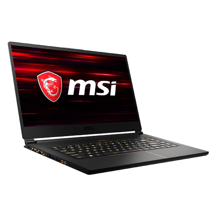 "LAPTOP GAMER  MSI i7 8° 16GB 512GB SSD GTX 1070 8GB W10 15.6"" FHD"