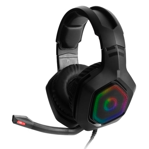 Audifonos Gamer Nibio Infinity RGB PC PS4 XBOX Switch