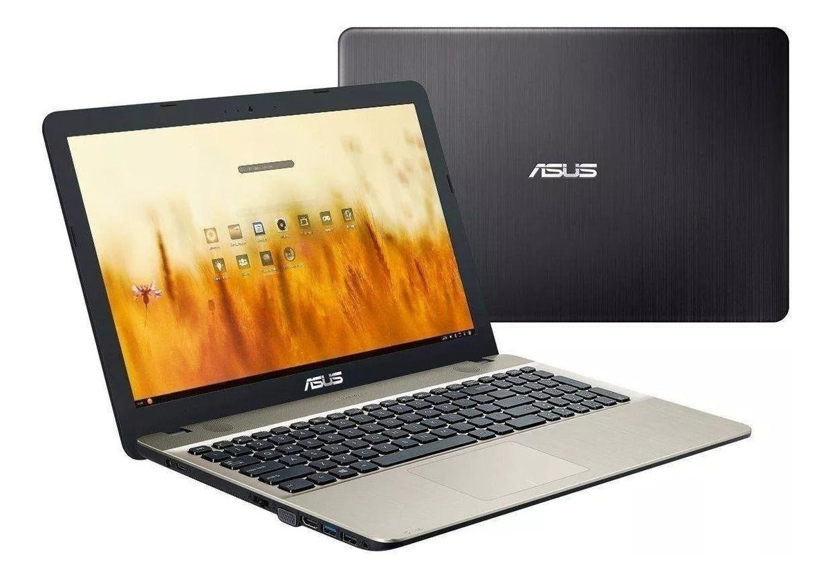 "Laptop Asus N4000 4GB RAM 1TB WIN10 14"" HD"