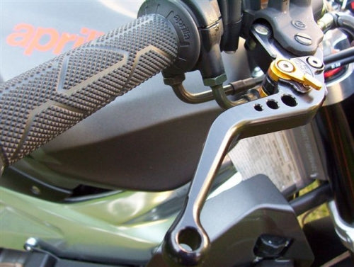 Pazzo Clutch/Brake Levers Normal Style