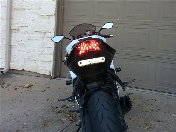 2013-2018 Kawasaki Ninja ZX-6R (636) Blaster-X Integrated LED Tail Light