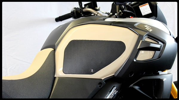 TechSpec SUZUKI V-STROM 1000 (2014 - CURRENT) Snake Skin Tank Grip Pads