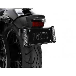 DENALI B6 Dual License Plate LED Auxiliary Brake Lights