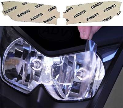 Honda CBR600RR (13- ) Clear Headlight Covers