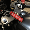 INSERT BEFORE FLIGHT - Motorcycle Keychain
