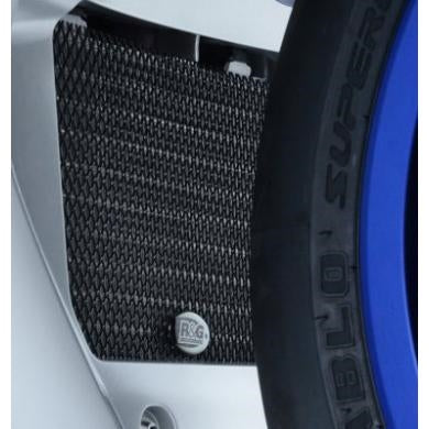 R&G Oil Cooler Guard for Yamaha YZF R1 '15 | Black