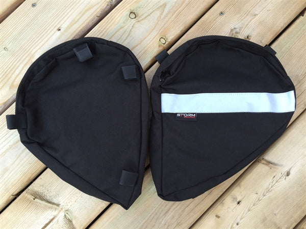 Storm Crash Bar Bags for Triumph Tiger XC