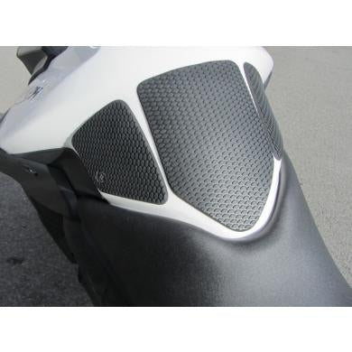 TechSpec SnakeSkin Set for Triumph Tiger 800 XC '11-'14; right, left and center tank grips