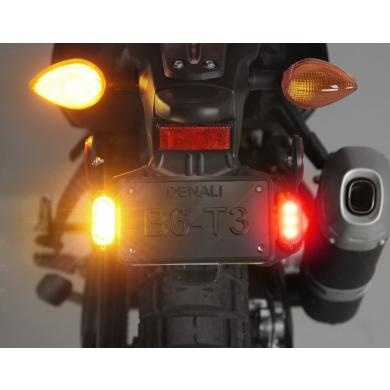 DENALI T3 Modular Switchback Signal Pods | Rear