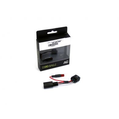 DENALI Switched Power Adapter for Select BMW Motorcycles