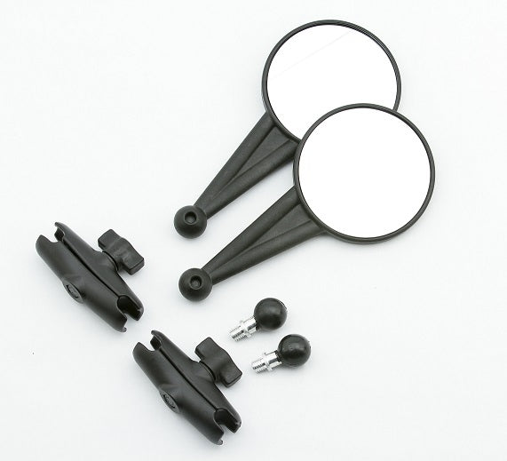 Complete DoubleTake ENDURO Mirror Assembly