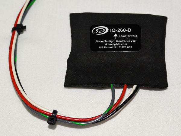 Skene IQ-260-D Rear Visibility Controller with Decelerometer