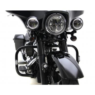 DENALI Crash Bars Engine Guard Mount For T3 Signal Pods