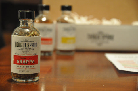 Garlic Grappa Table Blend