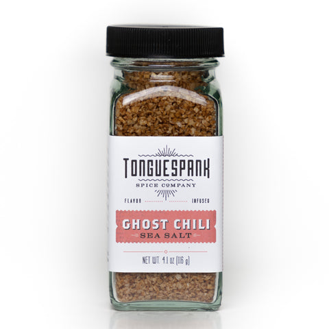 Ghost Chili Sea Salt