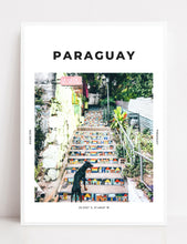Load image into Gallery viewer, Paraguay 'La Casa Del Mojito' Print