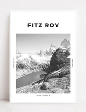 Load image into Gallery viewer, Fitz Roy 'Jewel Of Patagonia' Print