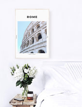 Load image into Gallery viewer, Rome 'Colosseo' Print