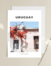 Load image into Gallery viewer, Uruguay 'Colonia Del Sacramento' Print