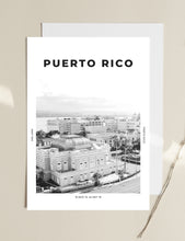 Load image into Gallery viewer, Puerto Rico 'San Juan' Print