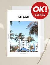 Load image into Gallery viewer, Miami 'Downtown Deco' Print