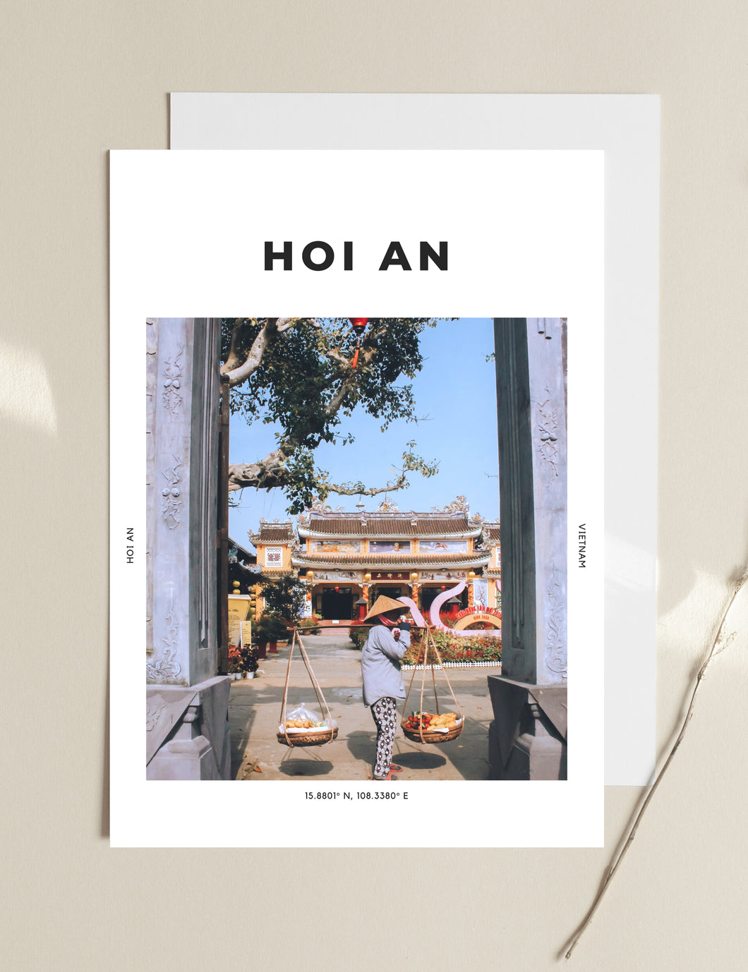 Hoi An 'City Of Lanterns' Print